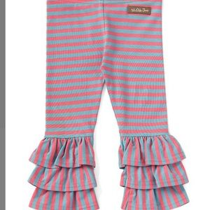 Matilda Jane 3 tiered ruffle pants